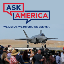 Ask America: U.S. Plans Largest International Presence at Paris Air Show 2017
