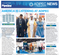 America is Listening at ADIPEC 2016