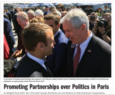 Promoting Partnerships over Politics — Small Arms Defense Journal