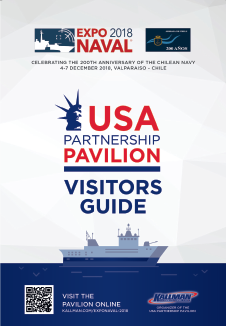 ExpoNaval 2018 USA Partnership Pavilion Visitors Guide