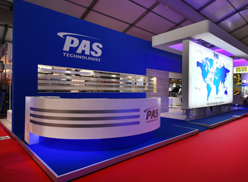 PAS Technologies at the Farnborough International Airshow 2016