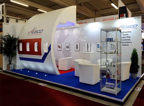 Ausco Inc. at the Farnborough International Airshow 2014